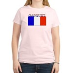 Gasquet France Flag Women's Light T-Shirt