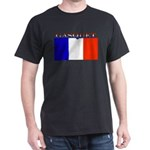 Gasquet France Flag Dark T-Shirt