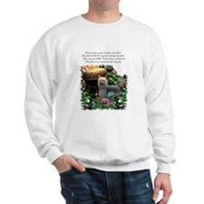 Silky Terrier Art Sweatshirt