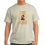 Curly Bill Brocius Light T-Shirt