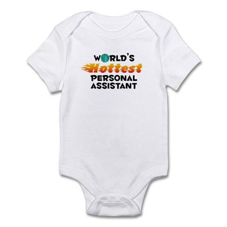 World's Hottest Perso.. (C) Infant Bodysuit