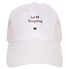 lvl 99 Everything Baseball Cap