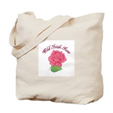 Wild Irish Rose Tote Bag