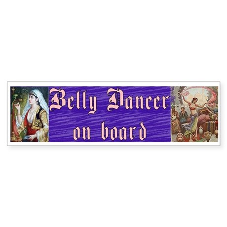 Belly Dancer on Board