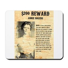 Annie Rogers $ Reward Mousepad