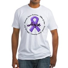 Purple Ribbon of Hope Shirt