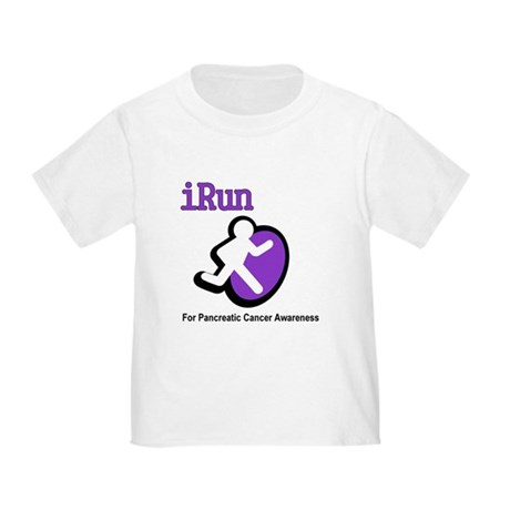 iRun for Pancreatic Cancer Awareness Toddle