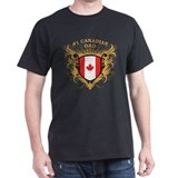 Number One Canadian Dad T-Shirt