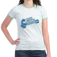 High Scorer Jr. Ringer T-Shirt