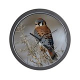 Kestrel Wall Clock