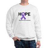 Hope-Pancreatic Cancer Sweatshirt