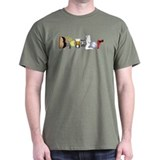 All out Bachelor Party T-Shirt