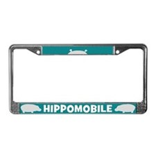 HIPPOMOBILE License Plate Frame