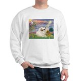 Cloud Star & Great Pyrenees Sweatshirt