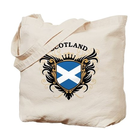 Scotland Tote Bag