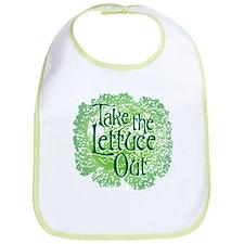 Take the Lettuce Out Bib