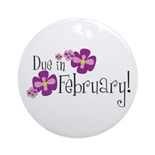 Due in February! Keepsake (Round)