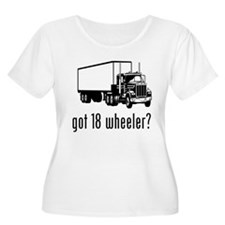 18 Wheeler T-Shirt