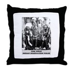 Pine Ridge PD Throw Pillow