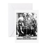 Pine Ridge PD Greeting Cards (Pk of 20)