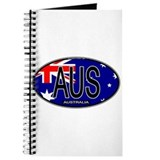 Australia Oval Colors Journal