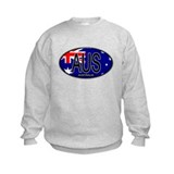 Australia Oval Colors Sweatshirt