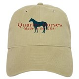 Quarter Horse Baseball Cap