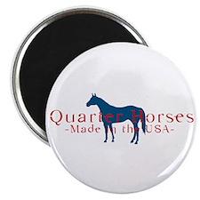 Quarter Horse Magnet