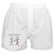 Freunde mit Nutzen Boxer Shorts