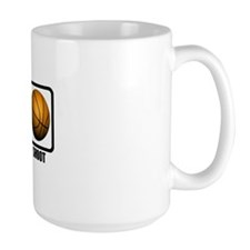 Eat, Sleep, Shoot (Basketball Mug