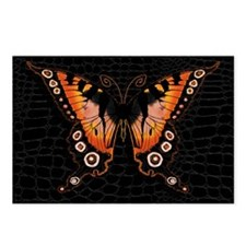 Awesome Butterfly Postcards (Package of 8)