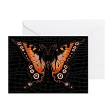 Awesome Butterfly Greeting Cards (Pk of 20)