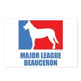 ML Beauceron Postcards (Package of 8)