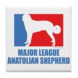 ML Anatolian Shepherd Tile Coaster