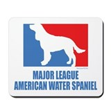ML American Water Spaniel Mousepad