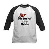 Hearts Sister of the Bride Tee