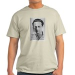Erwin Schrodinger: Physics Ash Grey T-Shirt