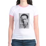 Erwin Schrodinger: Physics Jr. Ringer T-Shirt