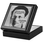 Erwin Schrodinger: Physics Keepsake Box