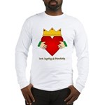 Irish Claddagh Long Sleeve T-Shirt