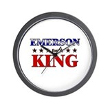 EMERSON for king Wall Clock