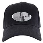 Erwin Schrodinger One Reality Black Cap