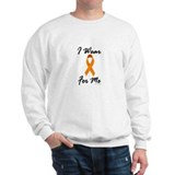 I Wear Orange For Me 1 Sweatshirt