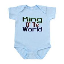 King Infant Bodysuit