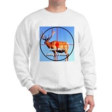 Guess Who's Coming To Dinner? Sweatshirt