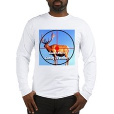 Guess Who's Coming To Dinner? Long Sleeve T-Shirt
