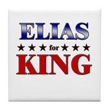 ELIAS for king Tile Coaster