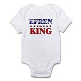 EFREN for king Onesie