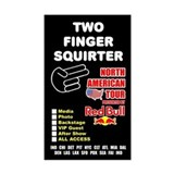 Two Finger Squirter credential