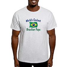 Coolest Brazilian Papa T-Shirt